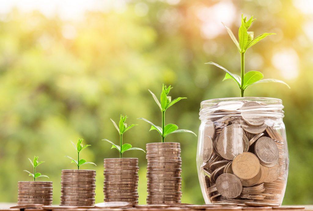 em começar a investir juntando só R$1,00 por dia?